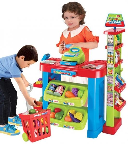 Magazin de jucarie Supermarket  pentru copii 0