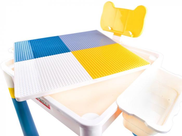 Masa Cuburi Lego cu scaun si spatiu de depozitare [2]