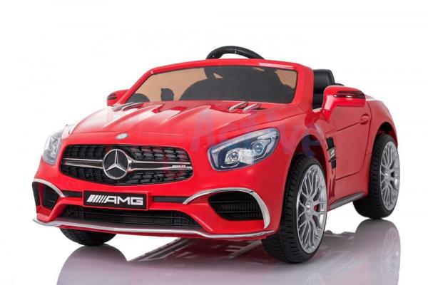 Masina electrica pentru copii Mercedes AMG SL60 12 V Telecomanda 0