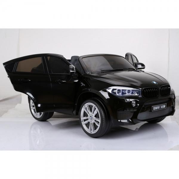 MASINUTA ELECTRICA BMW X6M pentru copii 2LOCURI 12v 0