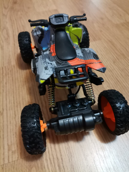Masinuta cu telecomanda Atv Racing Vehicle OFF Road 4