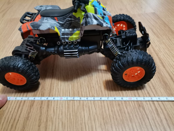 Masinuta cu telecomanda Atv Racing Vehicle OFF Road 6