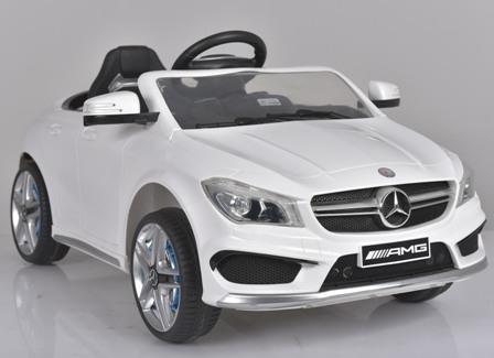 Masinuta electrica Mercedes CLA45 copii 12v [6]