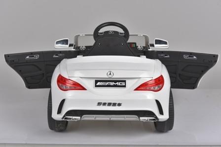 Masinuta electrica Mercedes CLA45 copii 12v [3]