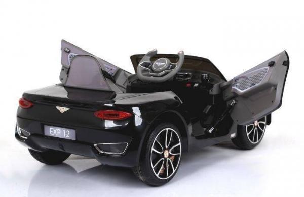 Masinuta Electrica Bentley EXP12 pentru Copii 12v cu Radiotelecomanda 4