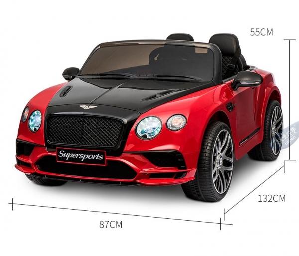 Masinuta electrica Bentley Continetal sport 12 v pentru copii 4