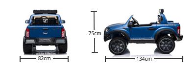 Masinuta Electrica Copii Ford Raptor 12v [2]