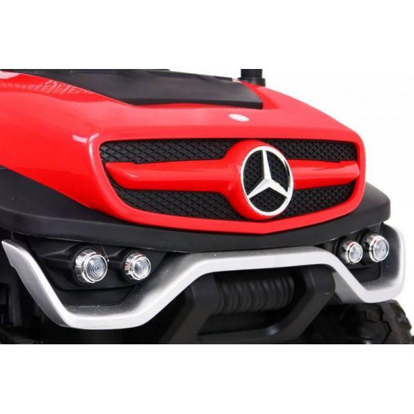 Masinuta electrica copii Mercedes Benz Unimog Jeep 4x4 5