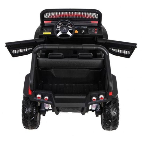 Masinuta electrica copii Mercedes Benz Unimog Jeep 4x4 6