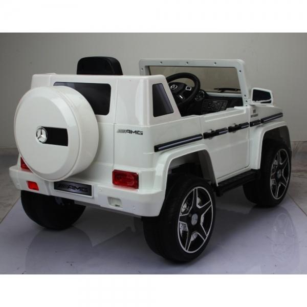 Masinuta electrica Jeep Mercedes G63 pentru copii 12v 1