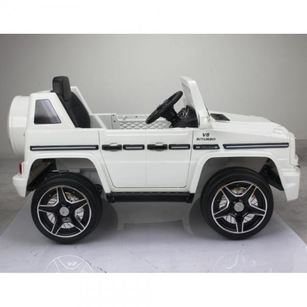 Masinuta electrica Jeep Mercedes G63 pentru copii 12v 0