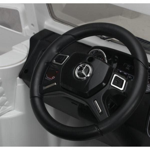 Masinuta electrica Jeep Mercedes G63 pentru copii 12v 2