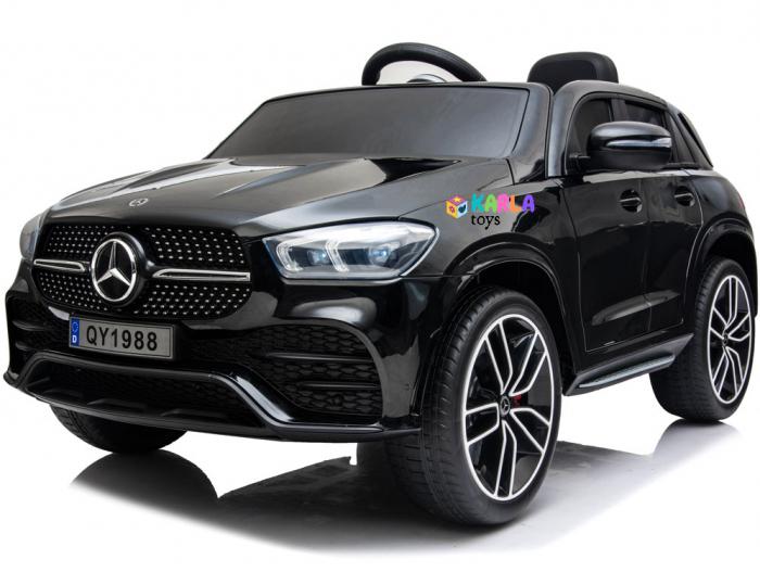 Masinuta Electrica copii Mercedes GLE 450 12V cu telecomanda [0]
