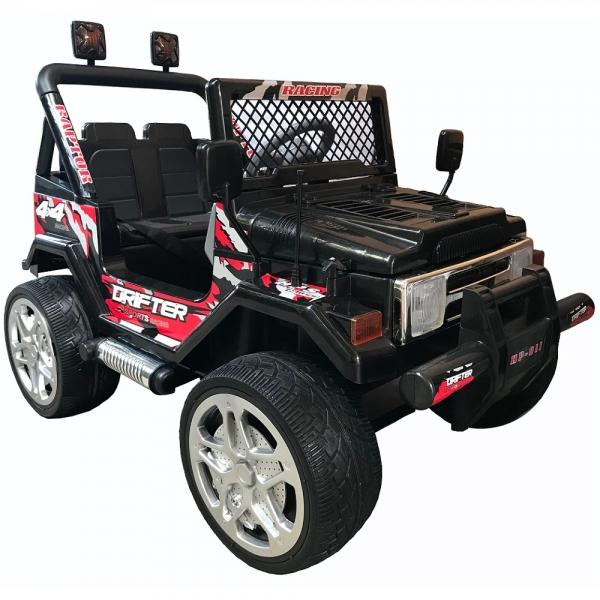 Masinuta Electrica Jeep Drifter pentru Copii 12 v 8