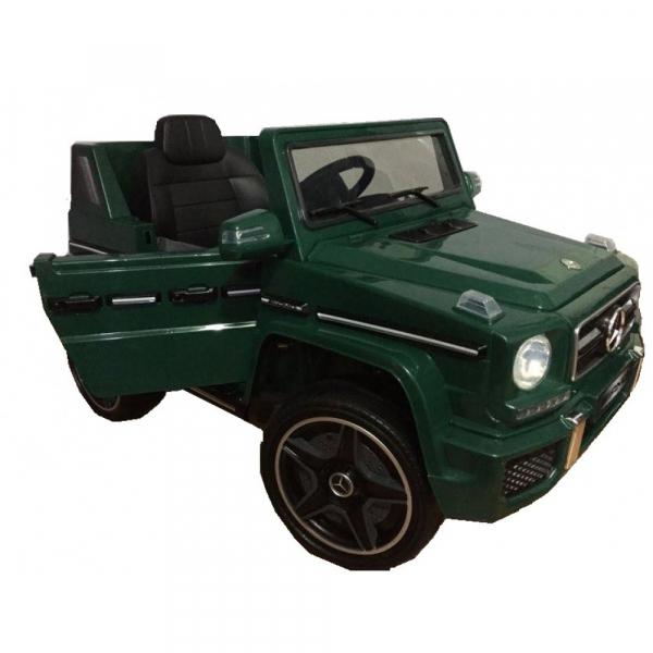 Masinuta electrica Jeep Mercedes G63 pentru copii 12v 3