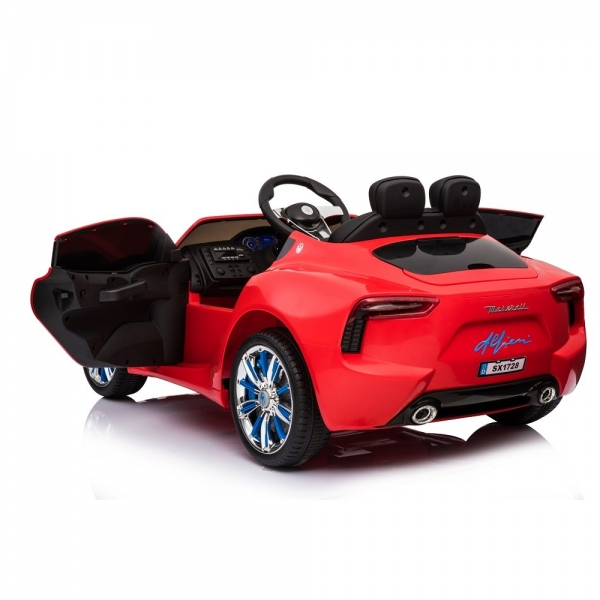 Masinuta electrica Maserati 12 v copii [5]