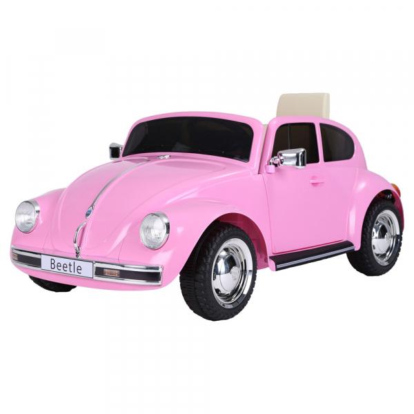 Masinuta Electrica Volkswagen Beetle 12v pentru copii 0