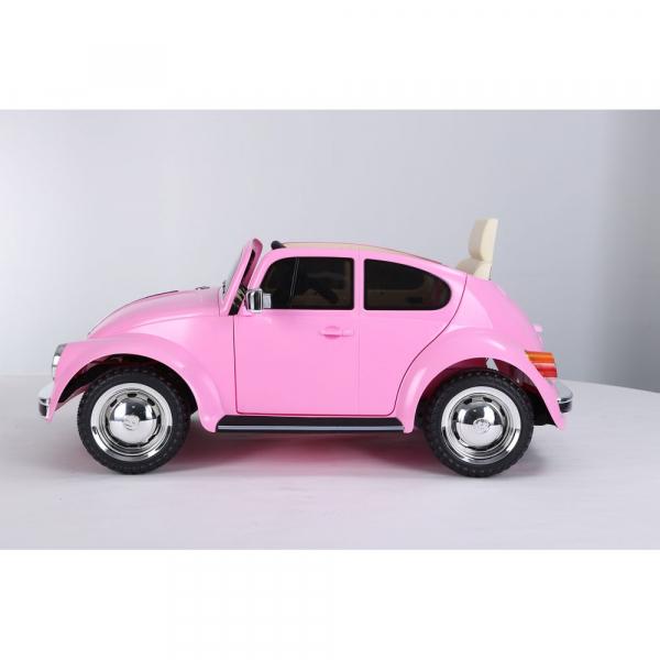 Masinuta Electrica Volkswagen Beetle 12v pentru copii 1