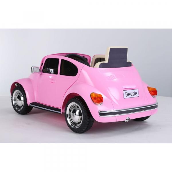 Masinuta Electrica Volkswagen Beetle 12v pentru copii 2