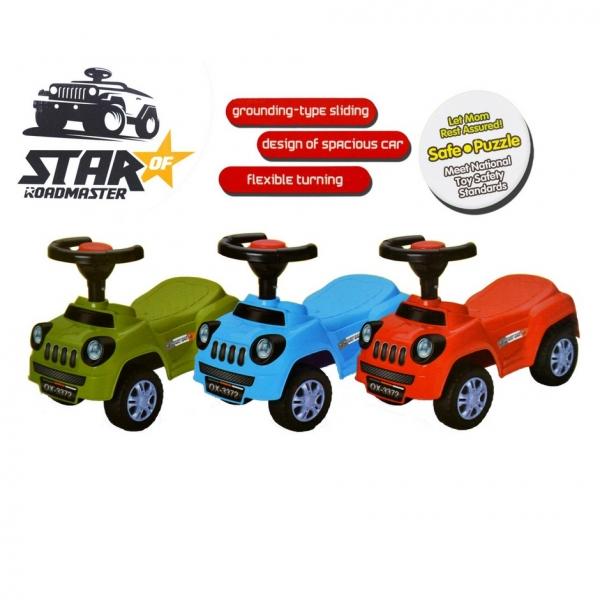 Masinuta Fara pedale Star Roadmaster 0