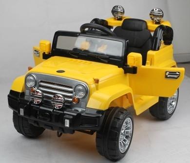 Masinuta electrica Jeep  12V  pentru copii 0