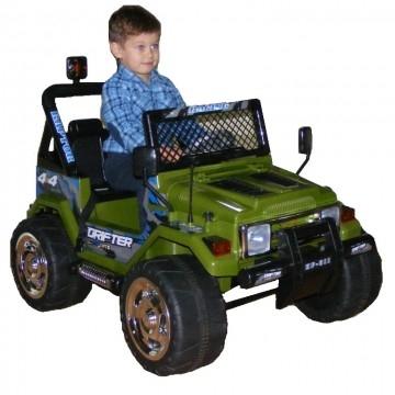 Masinuta Electrica Jeep Drifter pentru Copii 12 v 7