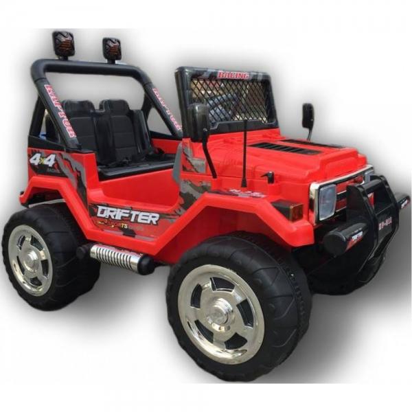 Masinuta Electrica Jeep Drifter pentru Copii 12 v 6