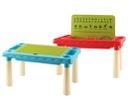 Masuta 3 in 1 tip Lego cu 60 piese 3