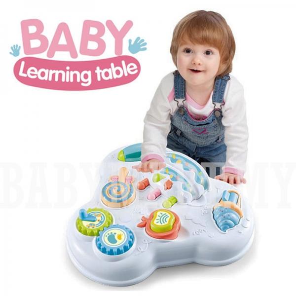 Masuta cu activitatii multifunctionala bebe 2 in 1 [3]