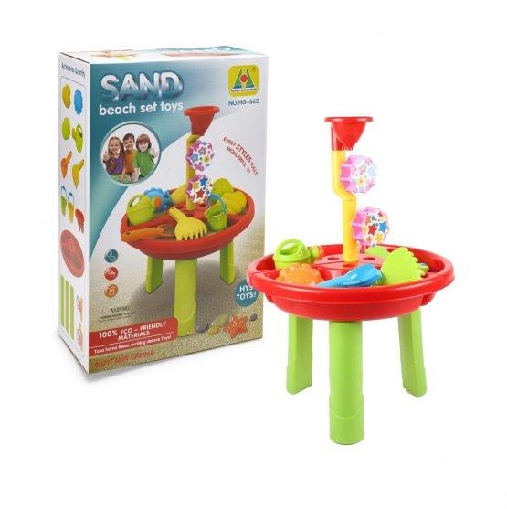 Masuta copii pentru joaca cu apa si nisip 0