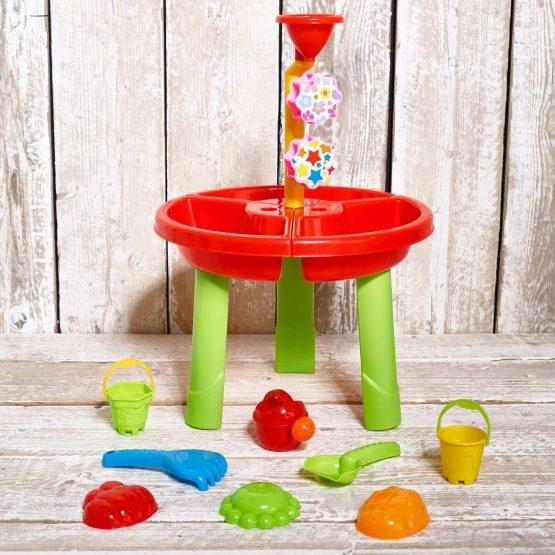 Masuta copii pentru joaca cu apa si nisip 1