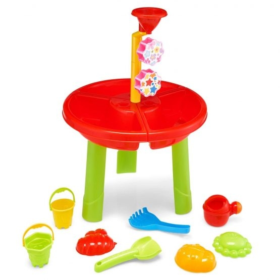 Masuta copii pentru joaca cu apa si nisip 3
