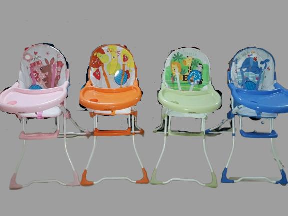 Masuta de mancat bebe cu imprimeu colorat Baby Care 2