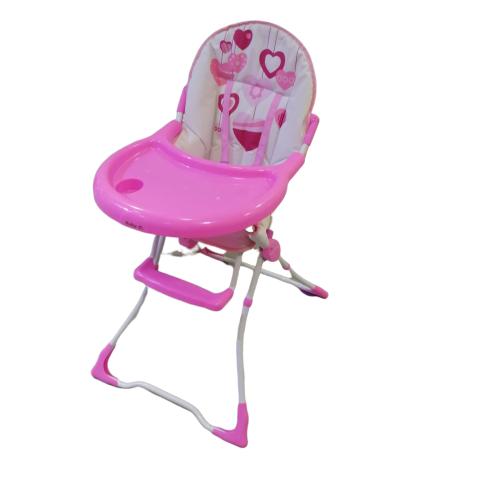 Masuta de mancat bebe cu imprimeu colorat Baby Care 0