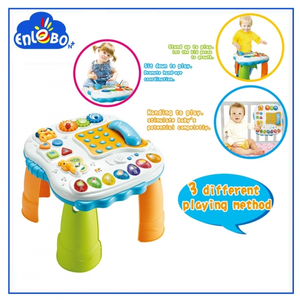 Masuta multifunctionala 3 in 1  Learning Dora 3