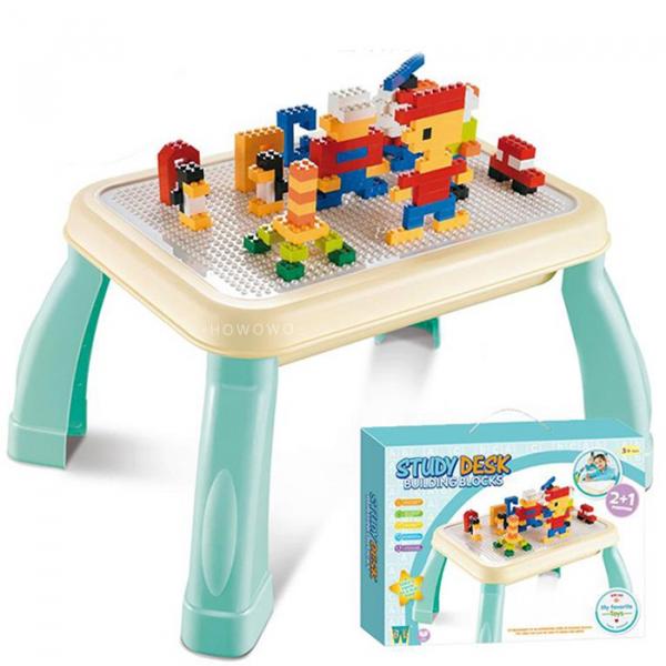 Masuta Multifunctionala tip Lego 2 in 1 5