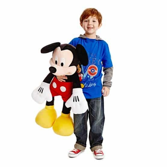 Jucarie Mickey Mouse plus  70 cm 1