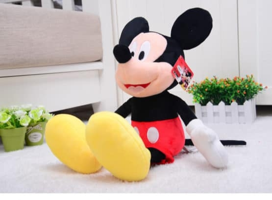 Jucarie Mickey Mouse plus  70 cm 0