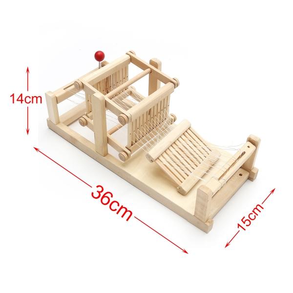 Jucarie de Tesut pentru copii din lemn 3