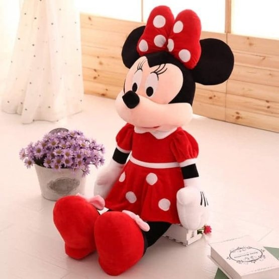 Jucarie din plus Minnie Mouse 50 cm 0