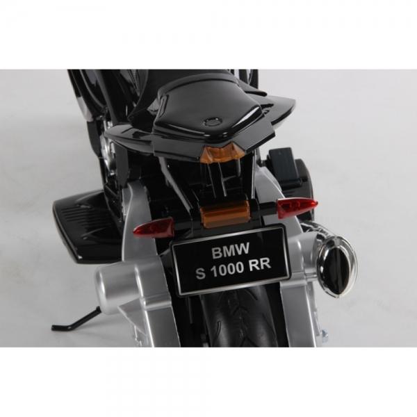 Motocicleta Bmw 12 v cu roti ajutatoare pentru copii 6