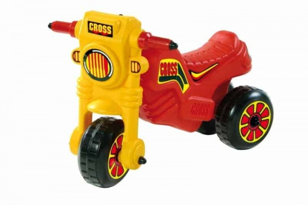 Tricicleta fara pedale Enduro 0