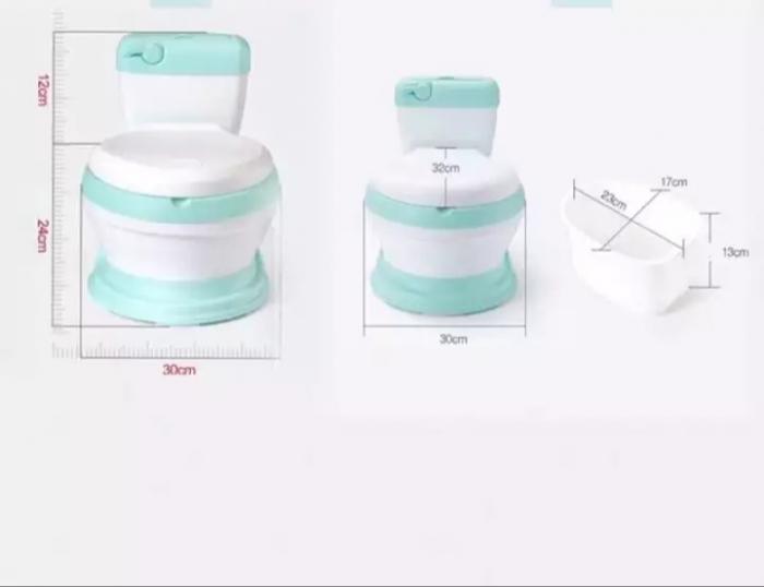 Olita multifunctionla in forma de toaleta 4