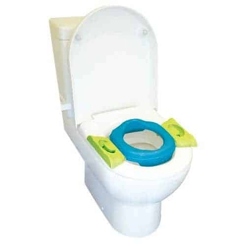 Olita portabila 2 in 1 olita si reductor wc 1