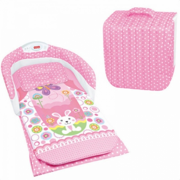 Pat portabil bebe multifunctional -Separeu pat bebelusi 3