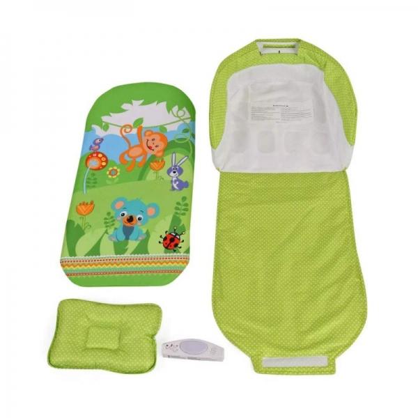 Pat portabil bebe multifunctional -Separeu pat bebelusi 7