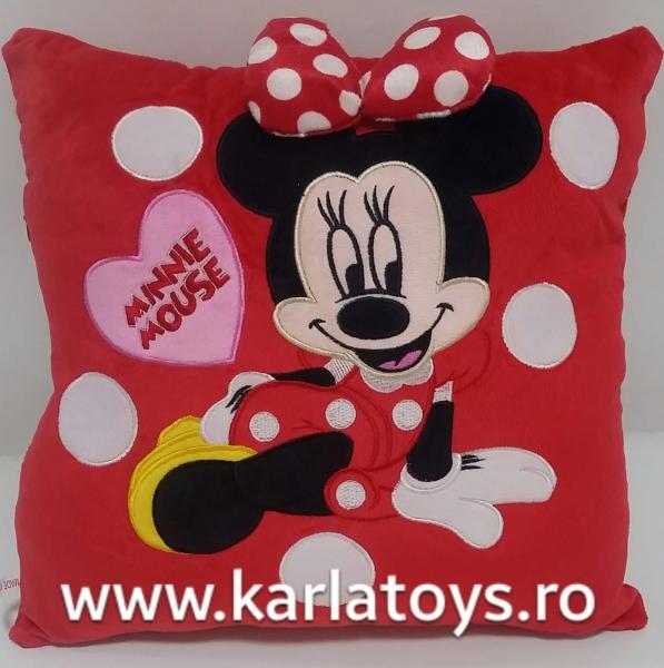 Pernuta din plus cu Minnie Mouse 0