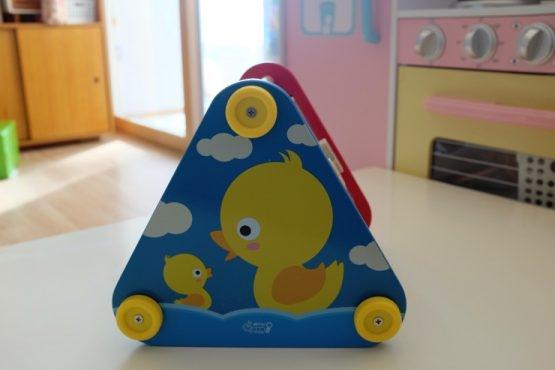 Piramida din lemn 5 in 1 bebe -Joc lemn Piramida 5 in 1 4