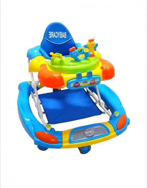 Premergator Baby Care 2 in 1 - Premergator si balansoar Baby Care 1
