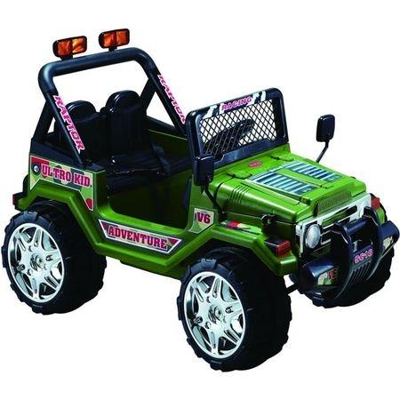 Masinuta Electrica Jeep Drifter pentru Copii 12 v 0